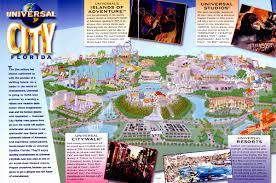 Map Of Universal Studios Orlando by Look Back Universal U0027s Royal Egyptian Resort Parkrumors Com