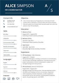 resume in word 34 resume format free word pdf documents free