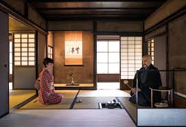 why are so many people moved by the japanese tea ceremony why