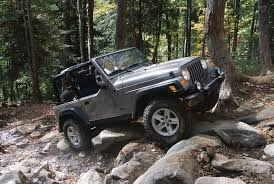 jeep wrangler 4 door top off tips and tricks for wheeling your stock jeep wrangler