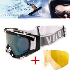compare prices on nose goggles volo change ski goggles nose pads all day cylinder double fog anti