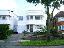 Fourbedroom S Art Deco Property In Southgate London N - Art deco bedroom furniture london