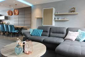 colorful living room joanne schilder
