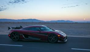 koenigsegg road a koenigsegg agera rs just clocked a record breaking 277 9mph