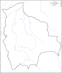 Blank Map Of Brazil by Geography Blog Bolivia Outline Maps