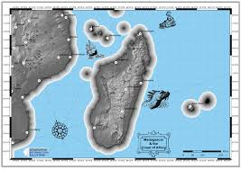 Map Of Madagascar Gis Map Gallery