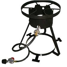 shop kamp kitchen 20 lb cylinder manual ignition gas fryer at