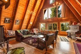 a frame home interiors cabin 3 u2013 u201ca frame u201d mountain properties