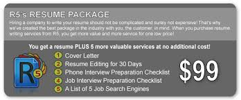 resume review service resume writing services r5 resume packages