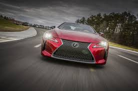 lexus lc release lexus lc 500 grills up for sizzling naias debut u2022 carfanatics blog