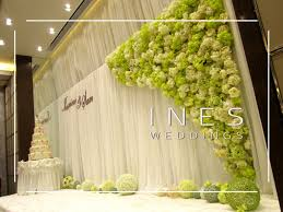 wedding backdrop hk flower wedding backdrop design sanimar decor studio wedding