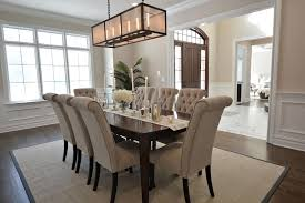 transitional dining room tables white leather tufteding room chair table furniture velvet chairs