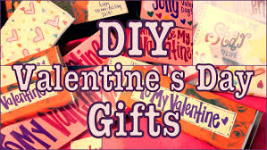 diy valentine u0027s day gift ideas fast easy u0026 last minute youtube