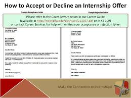 internship prep guide