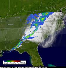 Cold Front Map Satellite Captures 3 D View Of Violent Storms That Ravaged The Us