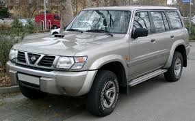 nissan jeep 2016 file nissan patrol front 20080227 jpg wikimedia commons