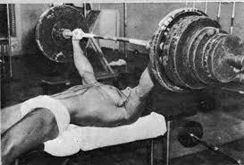 Bodybuilder Bench Press Lessons From Golden Era Bodyweight Bodybuilding Workouts U2022 Zach