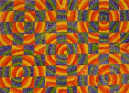 Cool Art Project Ideas by Art Paper Scissors Glue Warm Color Cool Color Weavings