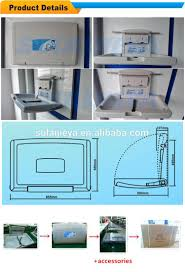 Wall Changing Tables For Babies by Wall Mounted Changing Table Wall Mounted Baby Changing Tables