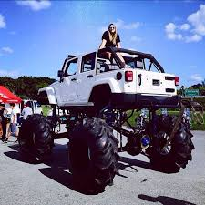 monster jeep jk salute my jeeples jeeplers i missed jeepgirlfridays so ima post