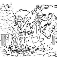 coloring pages medieval times kids coloring