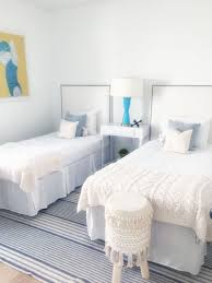 Two Twin Beds by Two Twin Bedrooms Cococozy