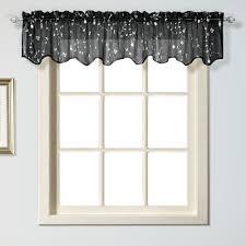 Valances Com Savannah Embroidered Curtain Panel And Valance Shopbedding Com