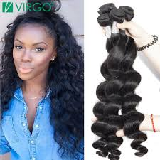pics of loose wave hair brazilian virgin hair loose wave 4 bundles mink 8a human hair