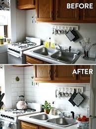 wallpaper in kitchen ideas wallpaper kitchen countertops 31women me
