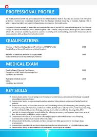 resume sle for doctors professional cv writing service telegraph jobs careers advice