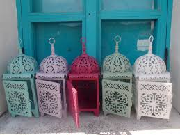quick and simple diy moroccan candle lanterns home design by john