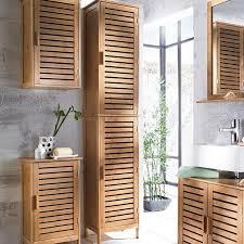 holzmöbel badezimmer badmöbel aus holz bambus ist am besten