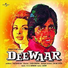 lagu film india lama deewaar film 1975 wikipedia bahasa indonesia ensiklopedia bebas