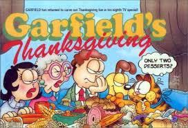 garfields thanksgiving niftywarehouse niftywarehouse