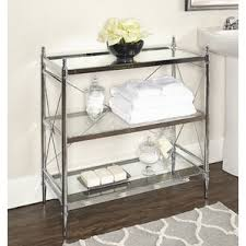 mirrored console tables you u0027ll love wayfair