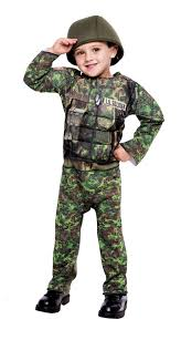 Toddler 2t Halloween Costumes Lil Big Commando Toddler Costume 2t Kids Military Costumes U0026 Kids