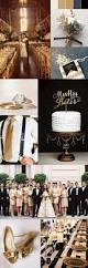 Black Gold Wedding Decorations Best 25 Black Gold Weddings Ideas On Pinterest Glamorous