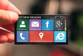 windows 8 designs i will design stylish windows 8 looking business card for 10