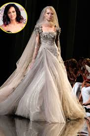all the details on katy perry s wedding dress