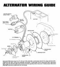 vw alternator conversion wiring diagram wiring diagram and