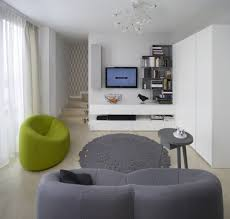 small apartment inspiration living unusual living room ideas with big tv on wall and combine