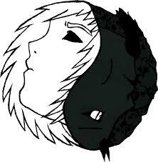 taijitu ying yang sketch v2 by chachi9198 on deviantart