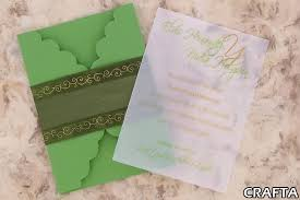 paper for invitations wedding invitation decorated with specialty ribbon printed on