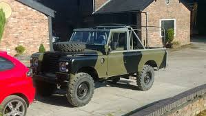 land rover forward control landrover defender 1974 land rover 109 v8 conversion project