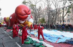 macy s thanksgiving day parade cbs new york