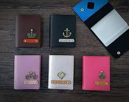 gift card organizer business card cases etsy