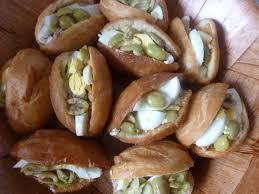 la cuisine juive tunisienne fricassé tunisien