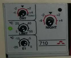 devireg 710 floor heating setup 3 steps