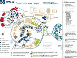Umd Campus Map Umass Dartmouth Maplets