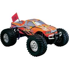 nitro monster truck thunder tiger 1 8 rc model car nitro monster t from conrad com